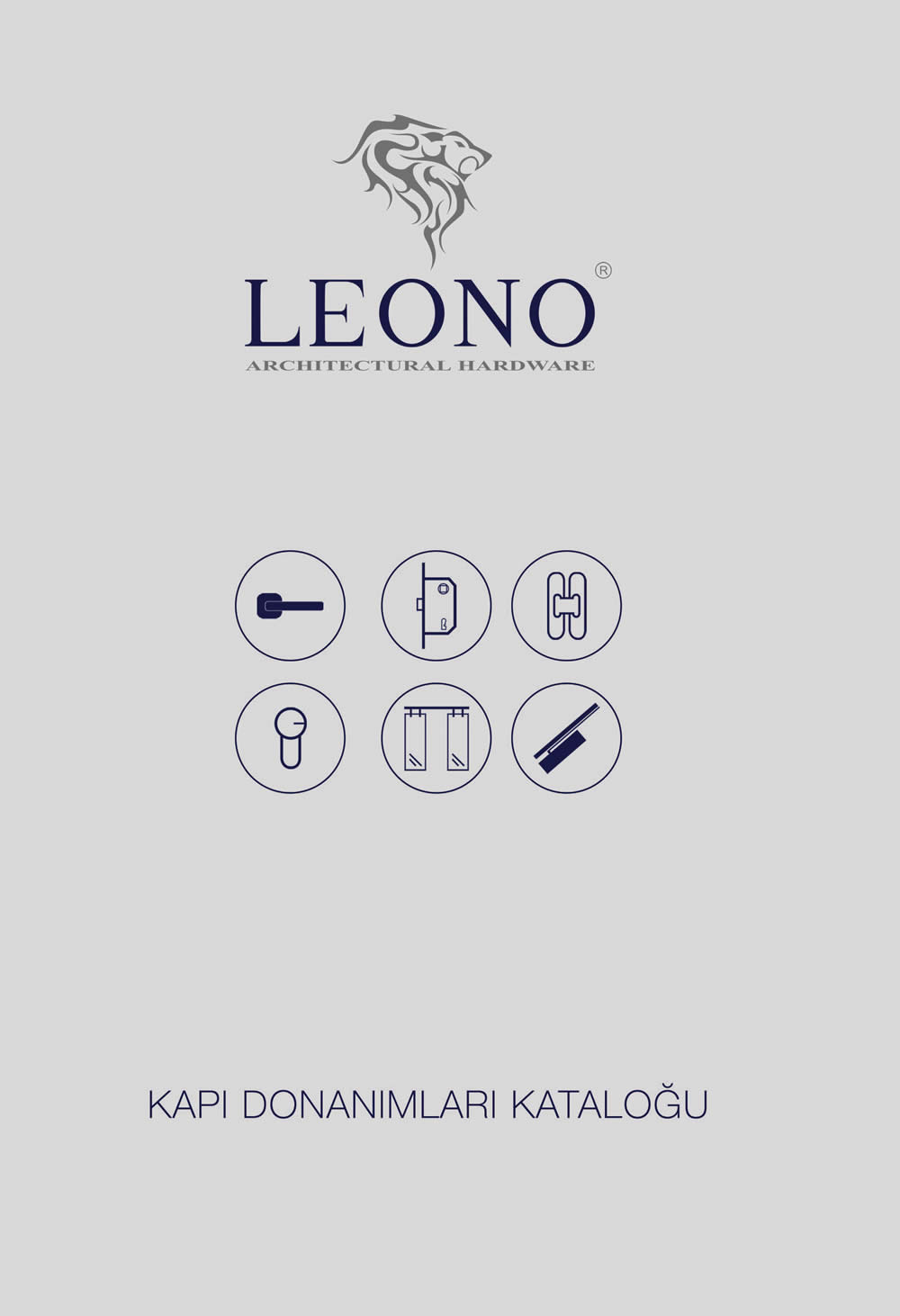 leono catalogue cover